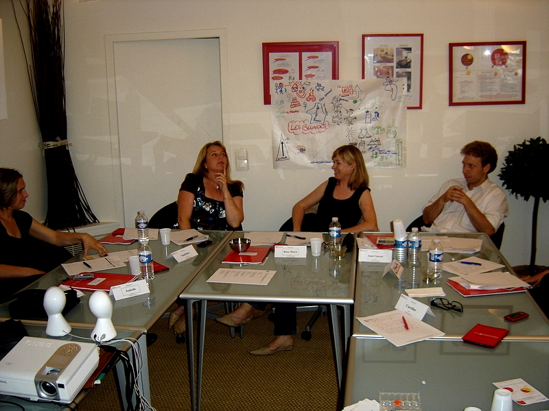 Stagiaires Formation Management