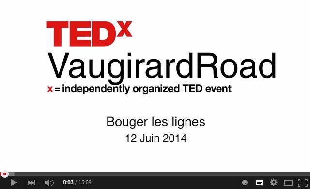 Tedx Kevin Finel